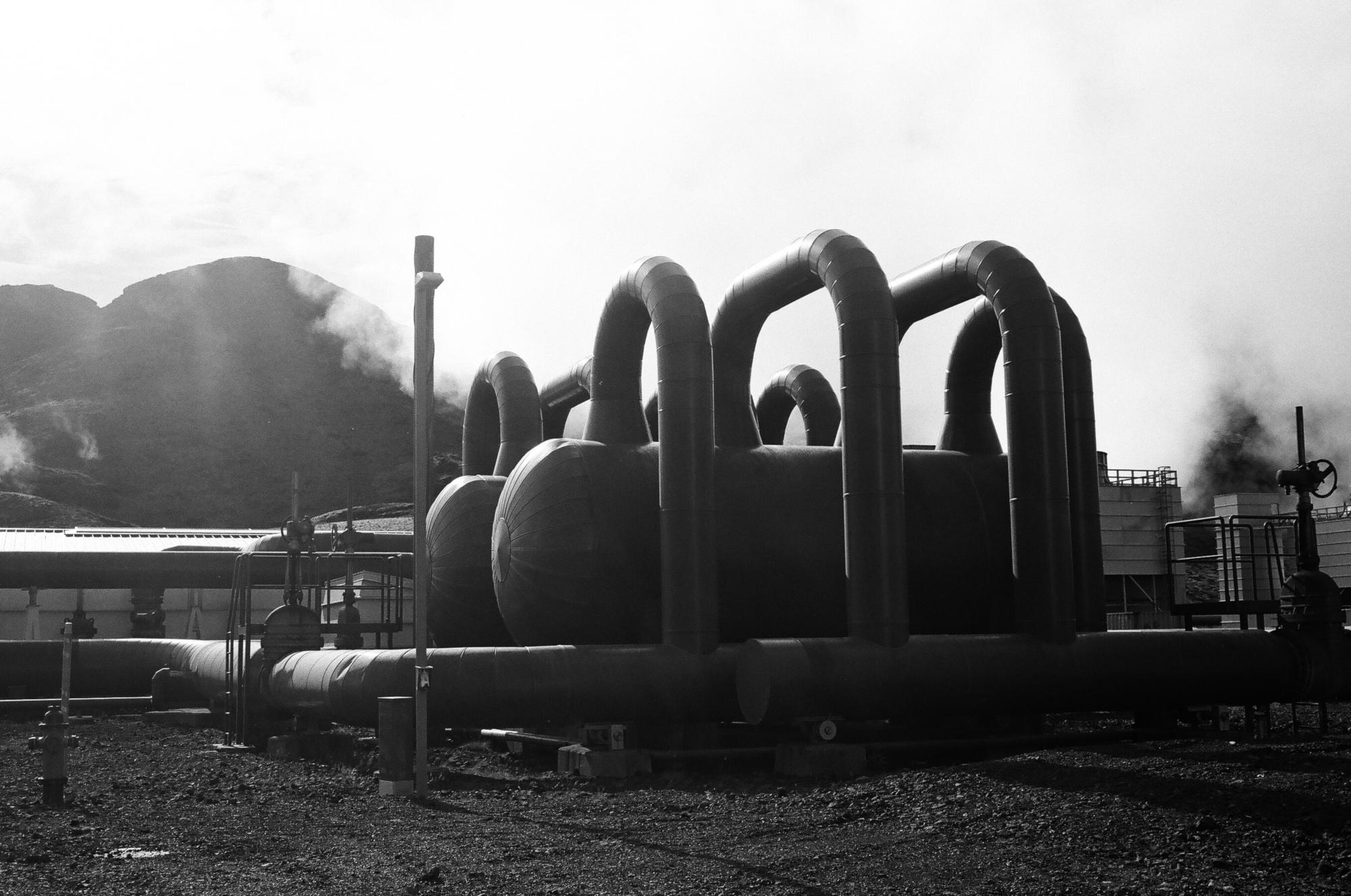Hellisheiði Geothermal Power Station