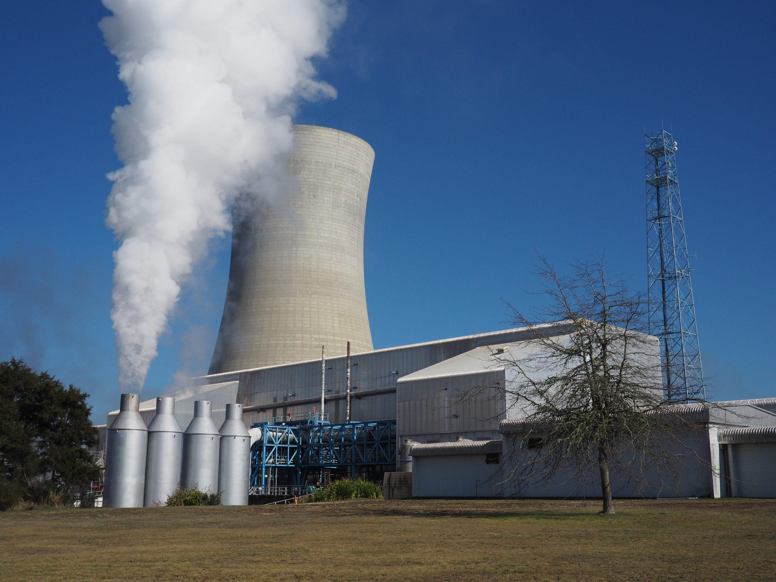 Ohaaki Power Station