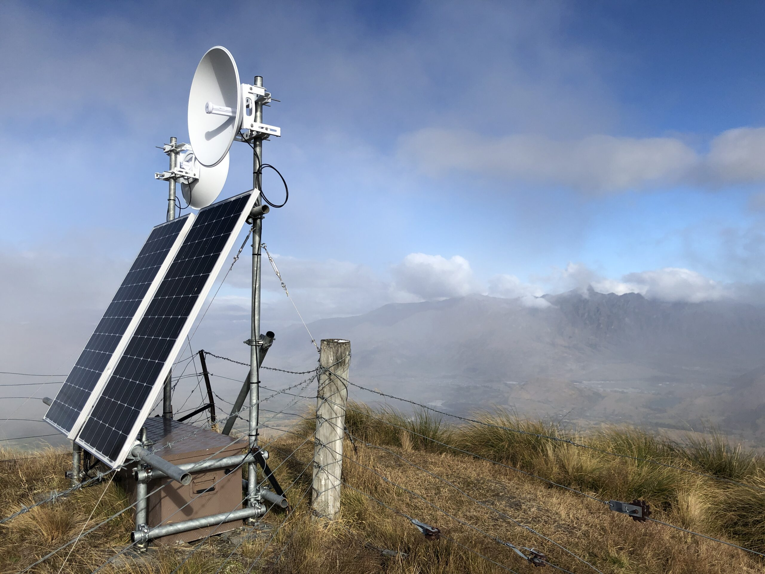 Solar Weather Station