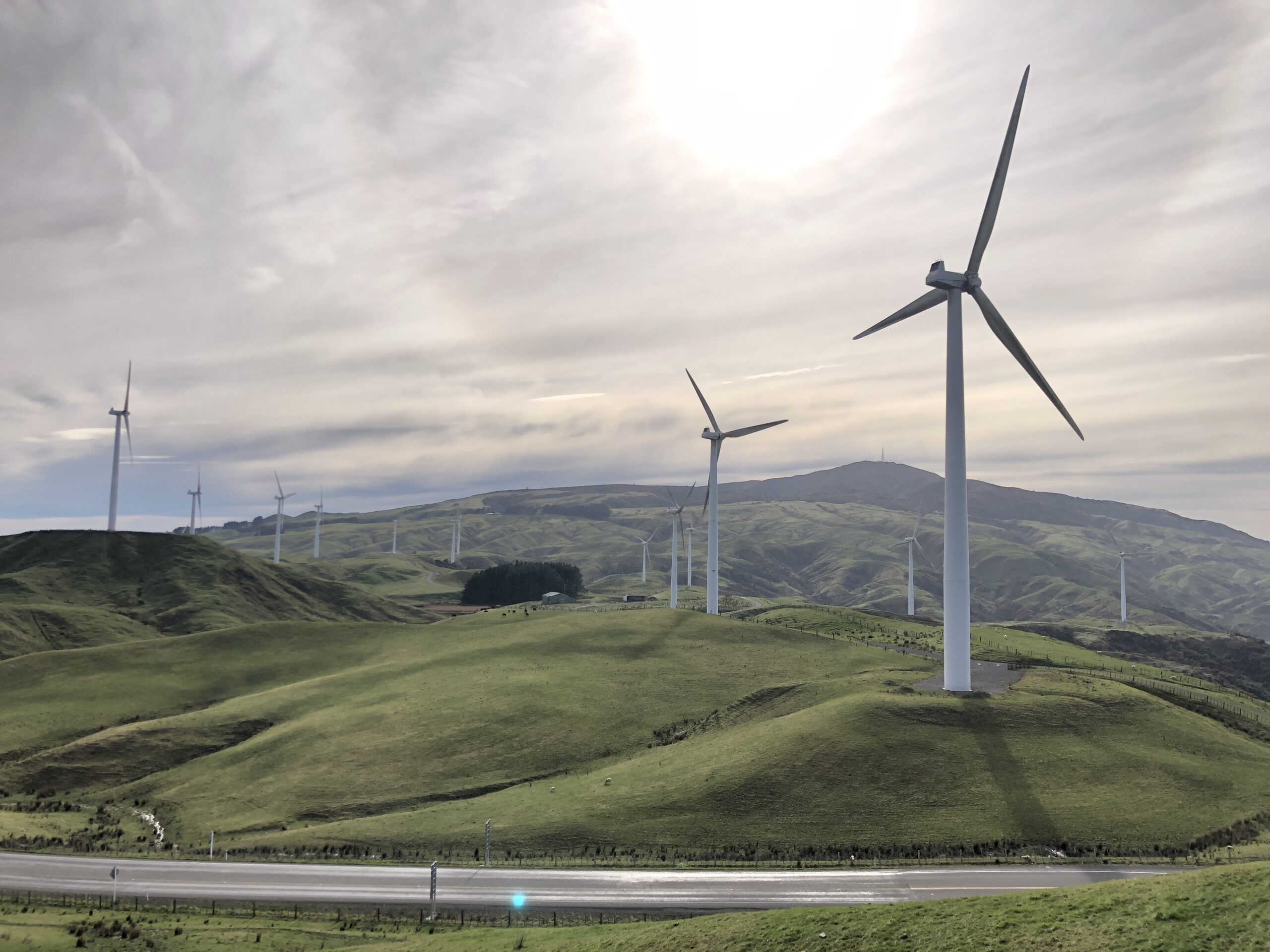 Tararua Wind Farm