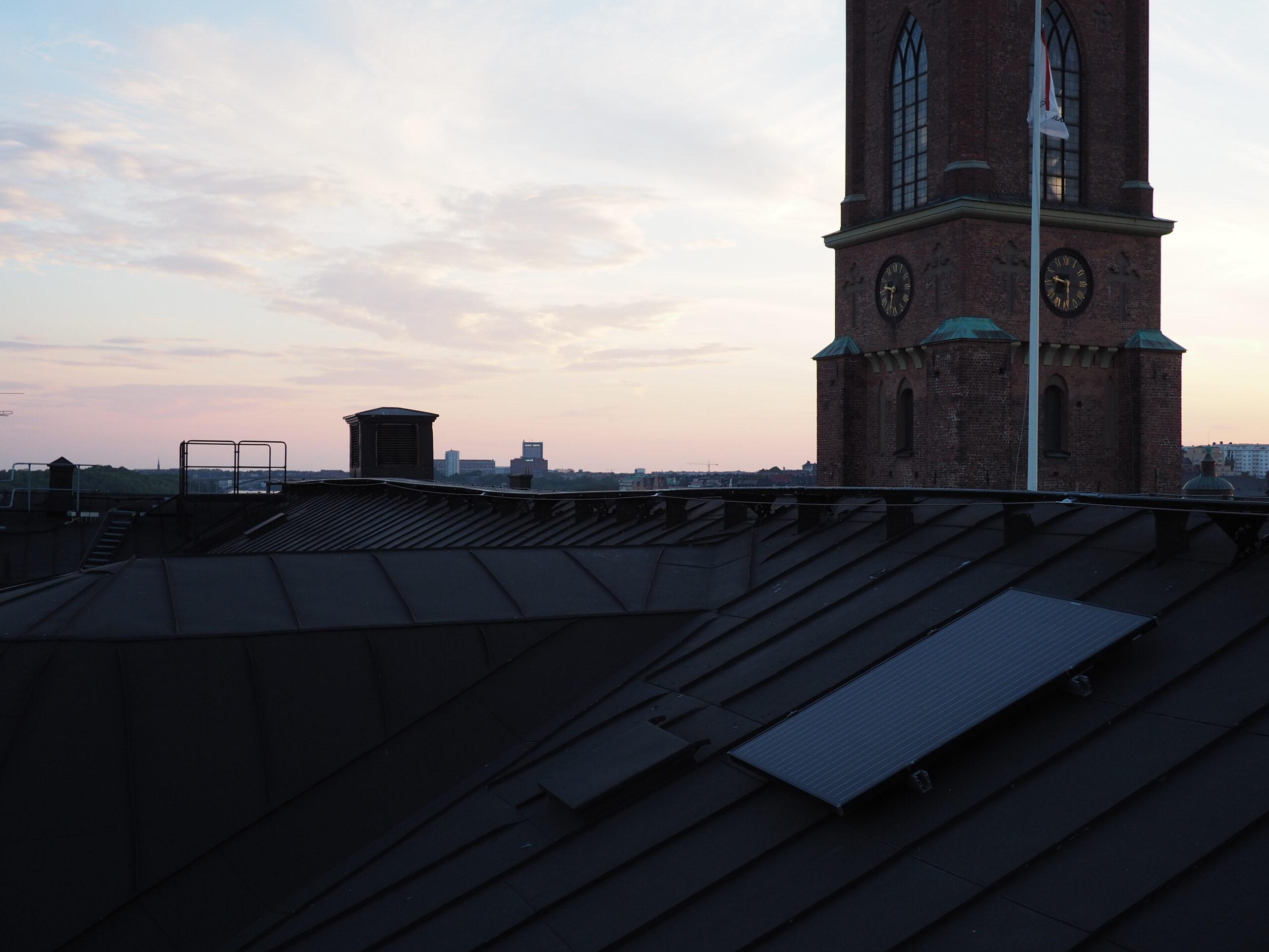 Stockholm Solar Thermal