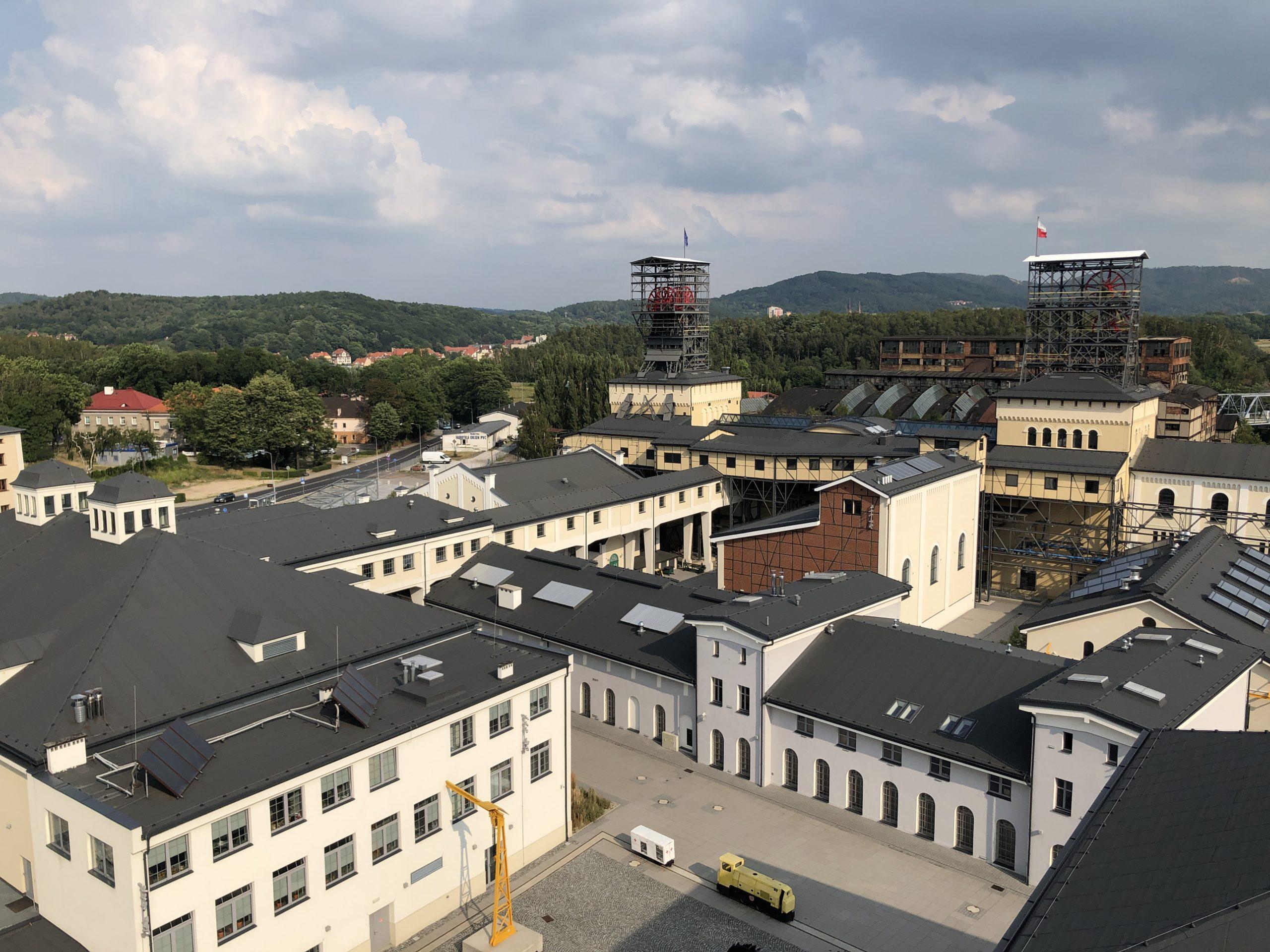 Julia Coal Mine