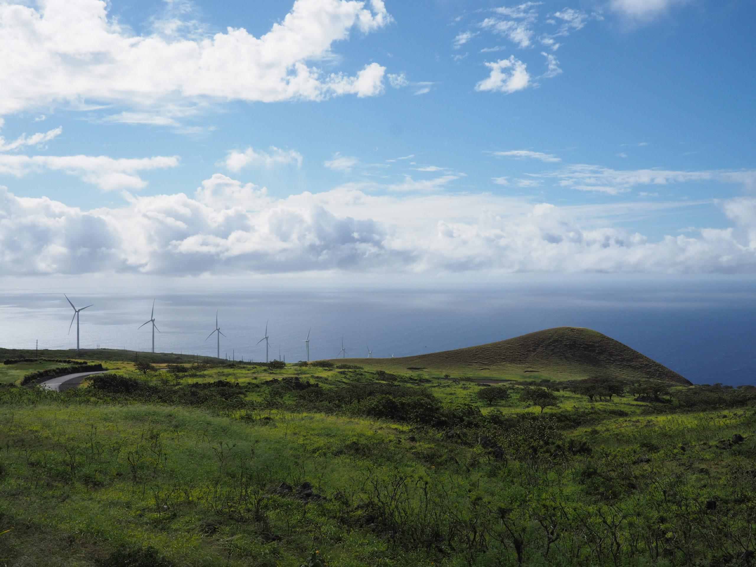 Auwahi Wind Energy Hybrid