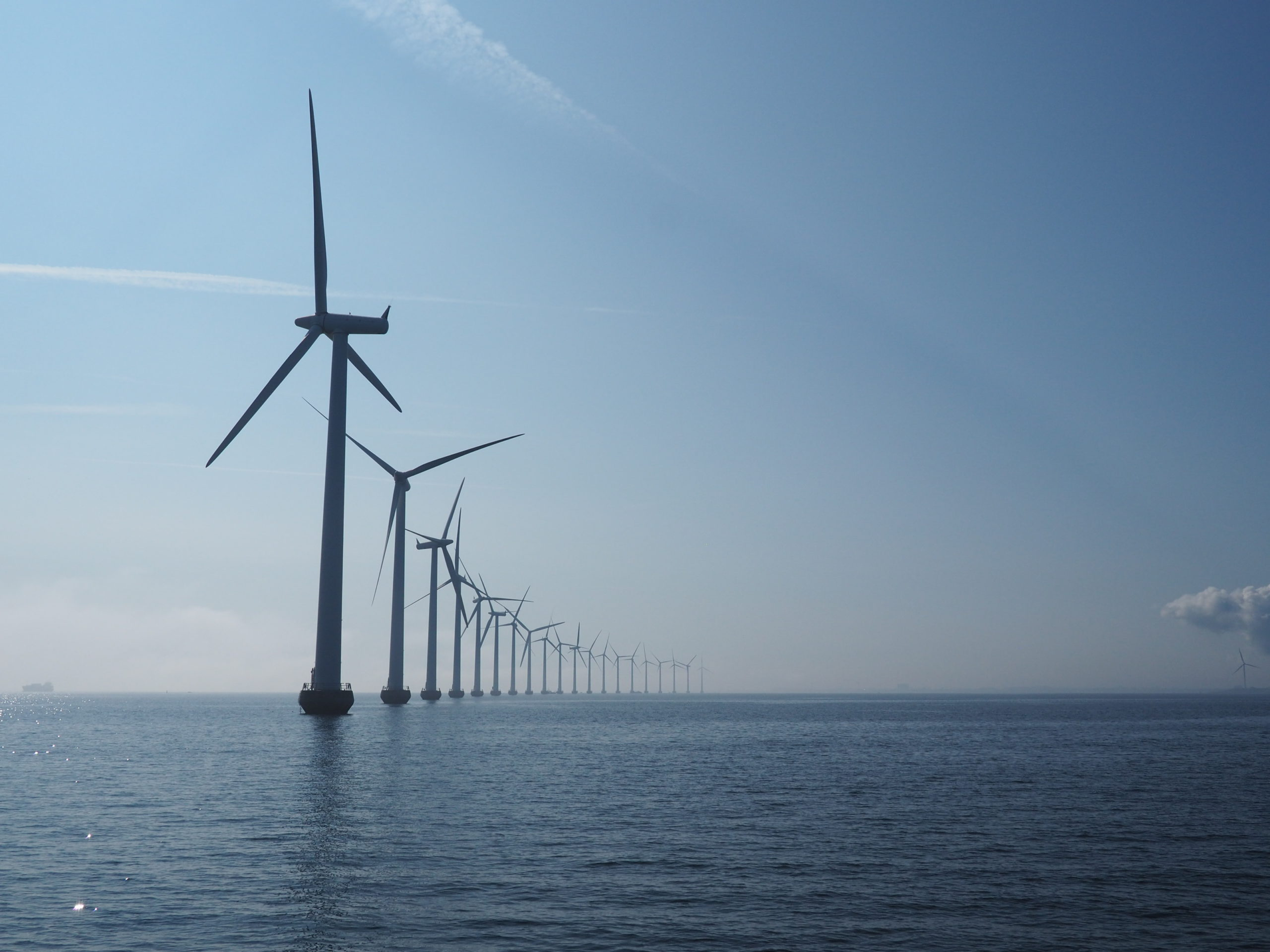 Middelgrunden Offshore Wind Farm