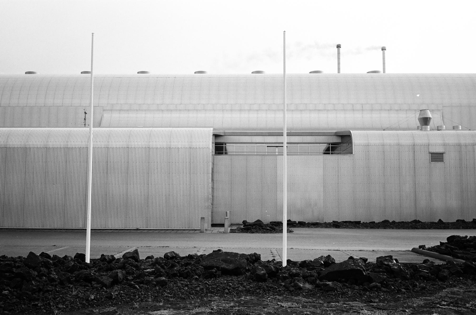 Reykjanes Geothermal Power Station
