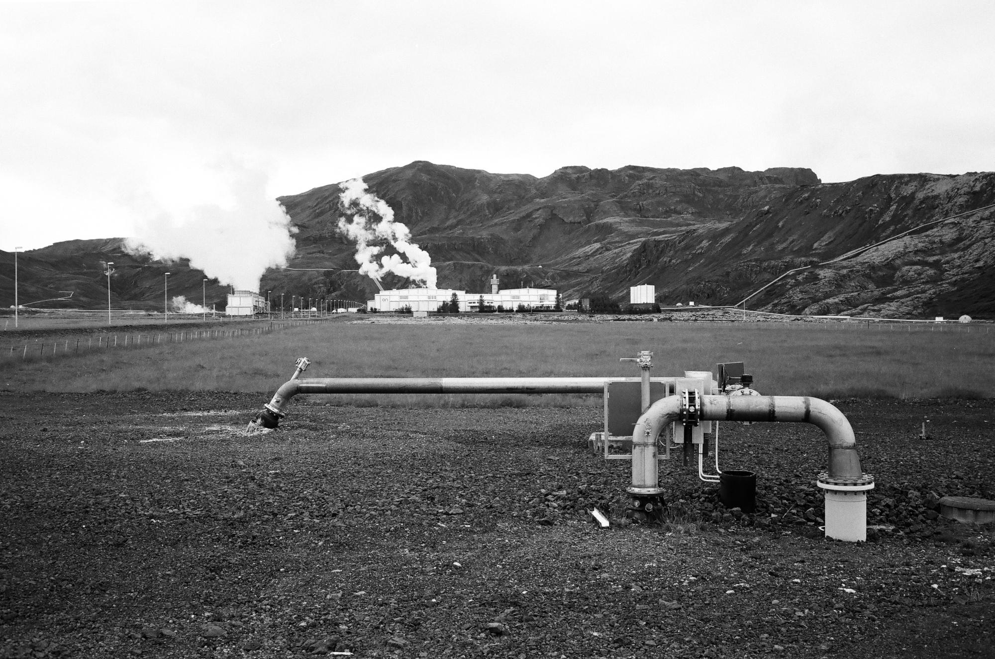 Nesjavellir Geothermal Power Station