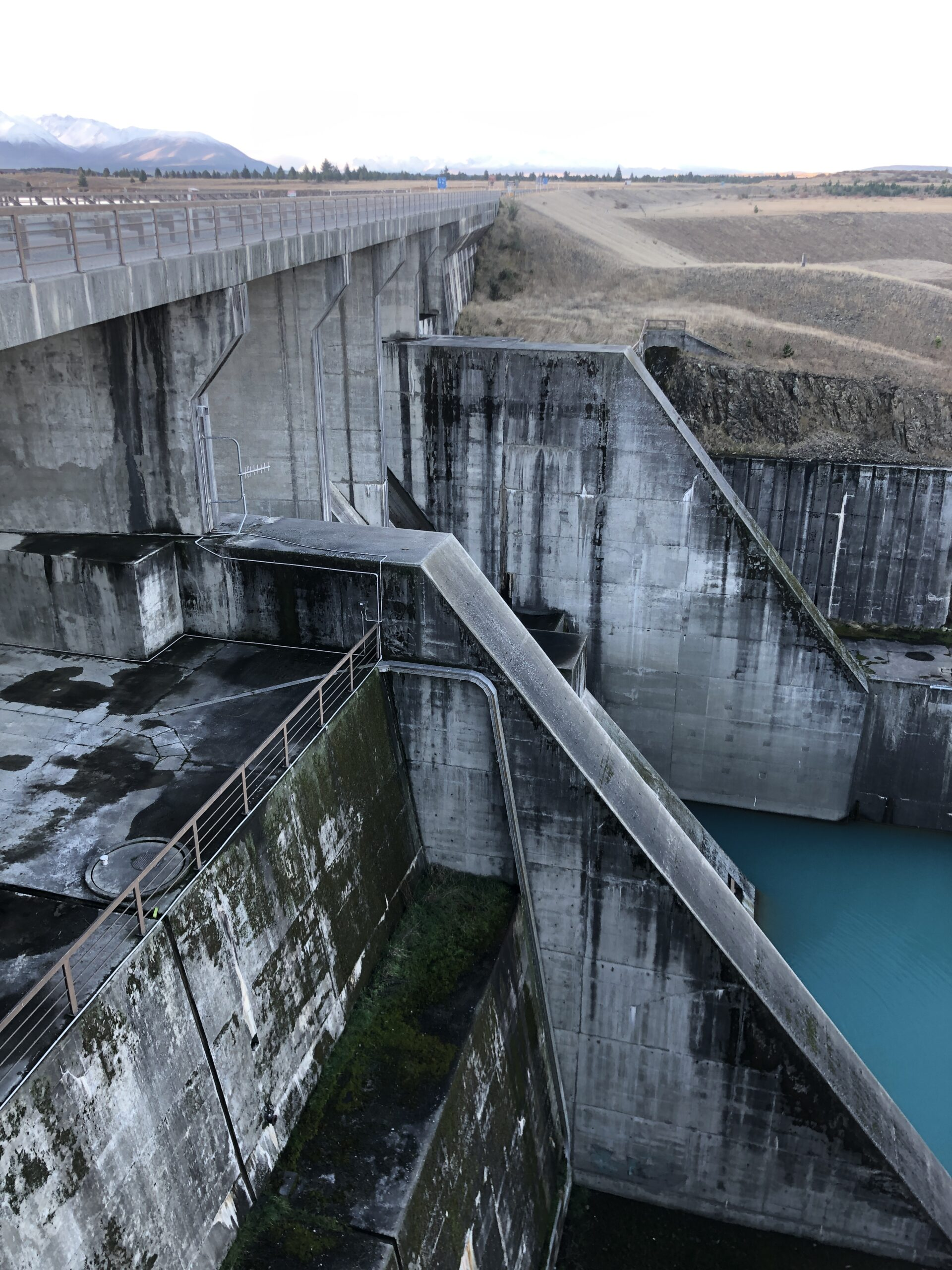 Ohau Dam
