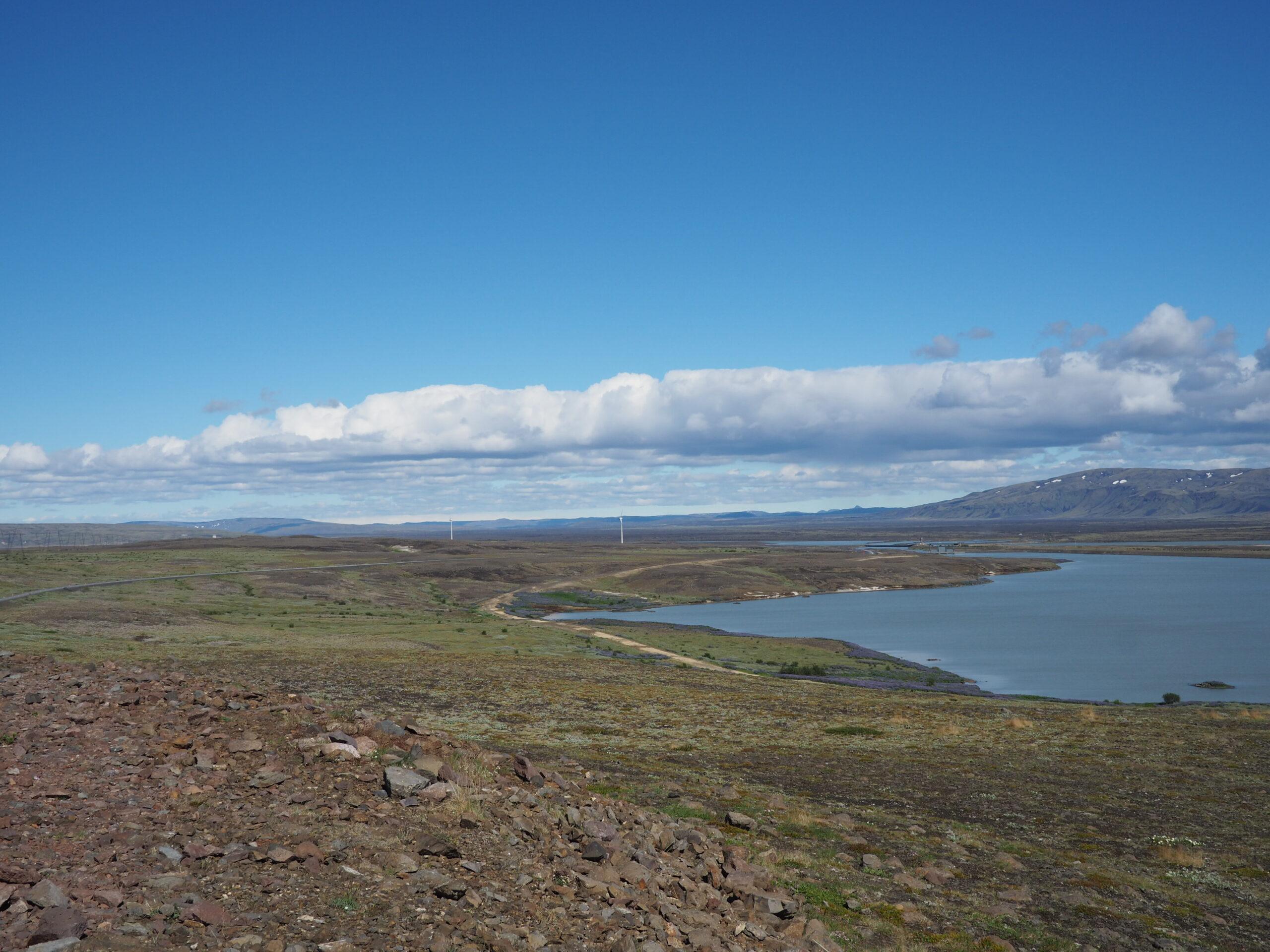 River Tungnaá Power Scheme