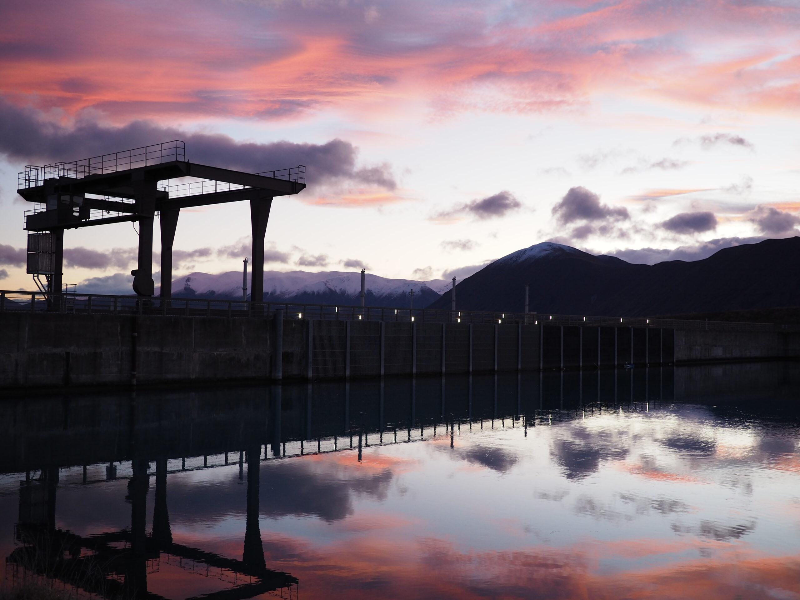 Ohau A Power Station