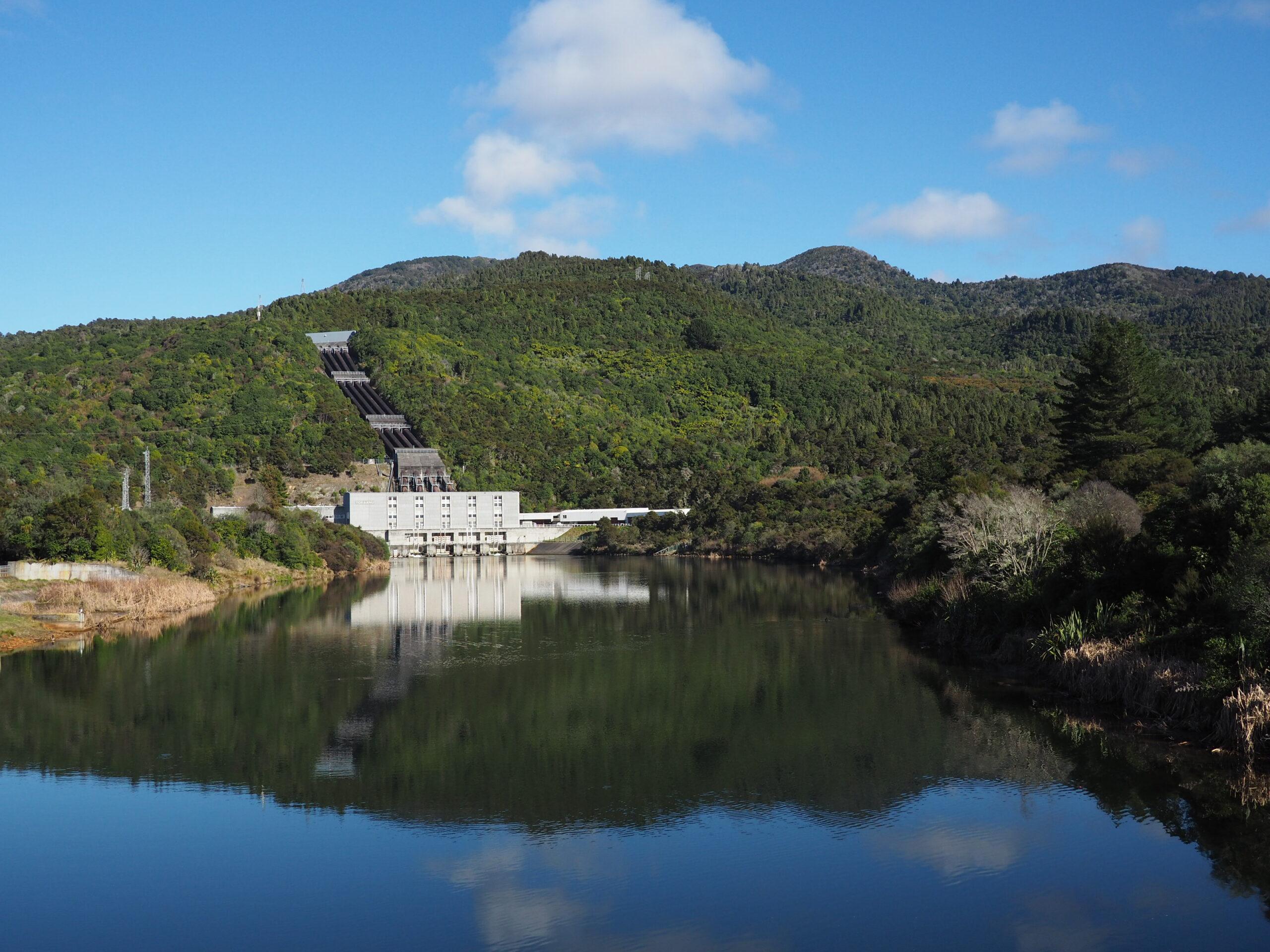 Tokaanu Power Station
