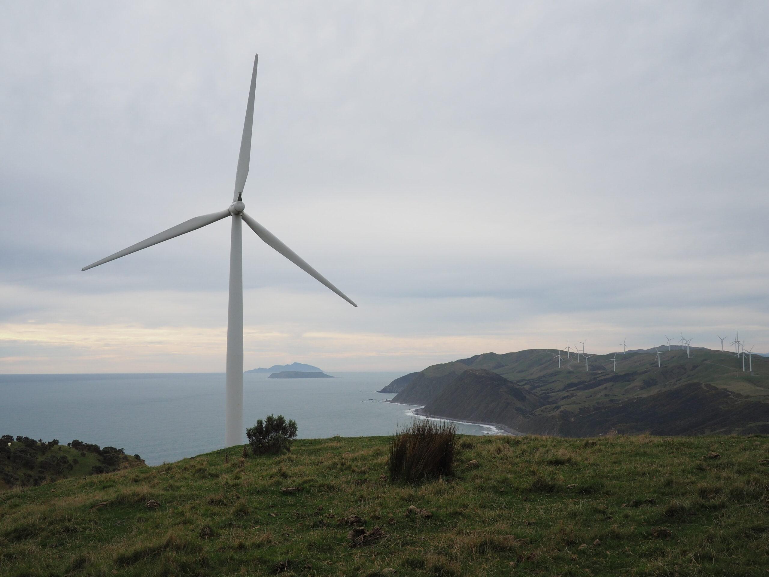 West Wind Farm